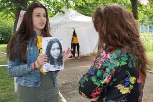 Доброволци от Езиковата в Димитровград с кампания за толерантност