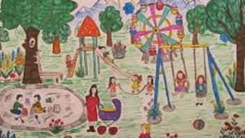 Промяна в условията за участие в конкурса за детска рисунка