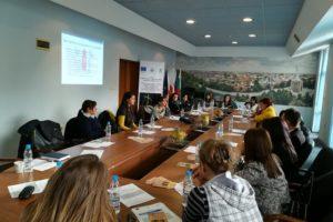 """Начални конференции по проект """"Гражданско участе за по-добра съдебна система"""""""
